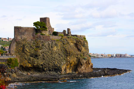 Catania dintorni castello lm
