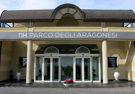 Catania hotel NH ok entrata