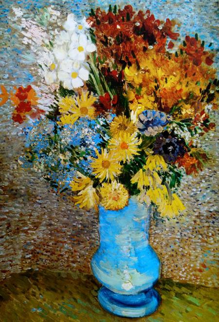 Arte van Gogh 450 mazzo di fiori