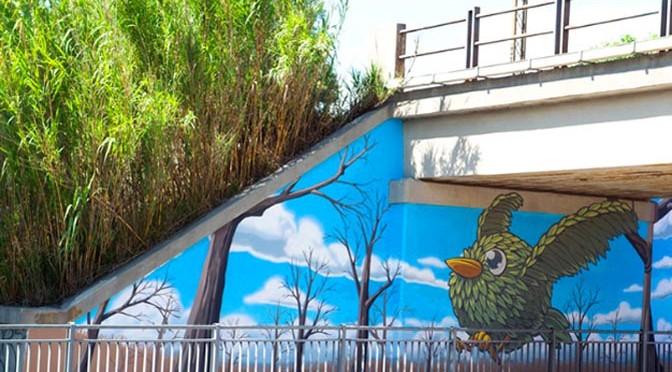 Street Art E Ikea Nuova Tecnologia Anti Inquinamento In Pittura 100 Naturale Si Chiama Airlite Donnecultura
