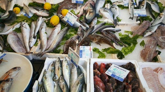 Salute Pericolo Pesce Congelato Estero Pesce Fresco Pericoloso