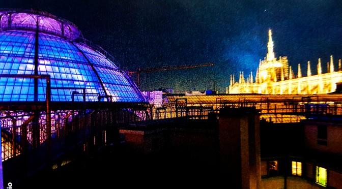 Evento A Milano Terrazza Duomo 21 Presenta La Meraviglia