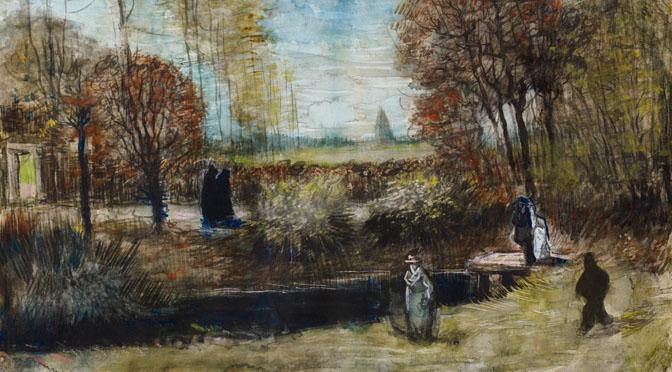 ARTE in OLANDA – Noordbrabants Museum acquista uno straordinario acquerello di Vincent van Gogh