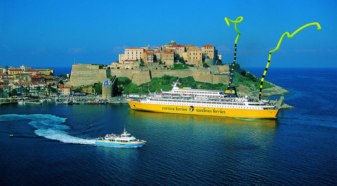 Capodanno low e diverso con Corsica Sardinia Ferries