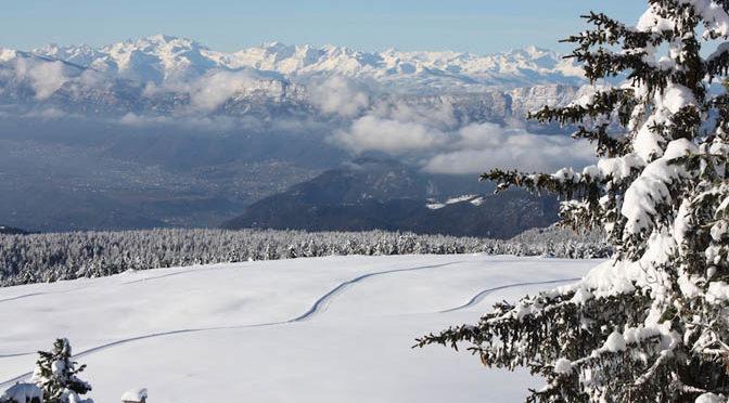 Sciare slow – Altopiano Renon 8 – 10 / 16- 23 dicembre – Dolomiti in città