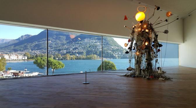 """Arte a Lugano – LAC – """" Sulle vie dell'illuminazione """""""