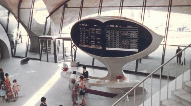 Anticipazioni 2008 – Nuovo TWA Hotel aeroporto JFK di New York