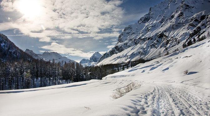 Weekend d'inverno al Gran Paradiso