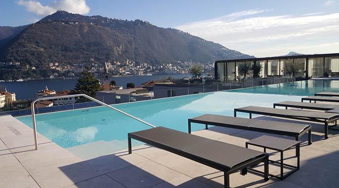 Evento a Como – Apre Hilton hotel con panorama su lago e città