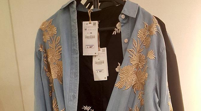 Moda – Zara eleganza e low cost