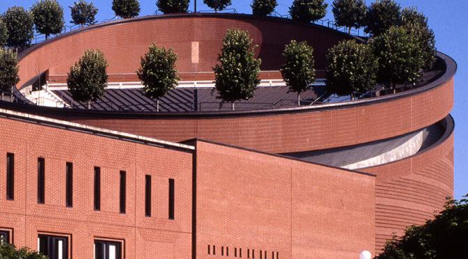 Mostra d'arte / architettura a Locarno – Mario Botta
