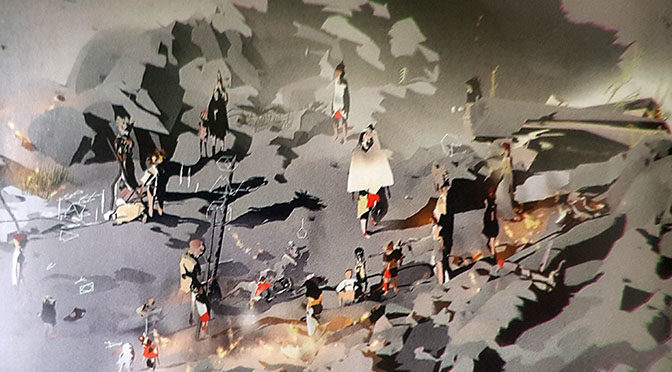 Arte a Londra – Ian Cheng – Serpentine Gallery