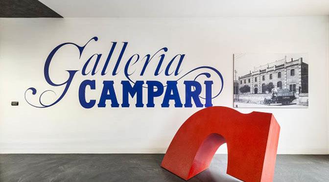 Arte e eventi alla Galleria Campari – dal 6 marzo con degustazione finale