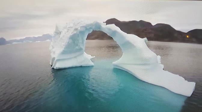 Burian freddo neve gelo in Italia – ma non in Groenlandia