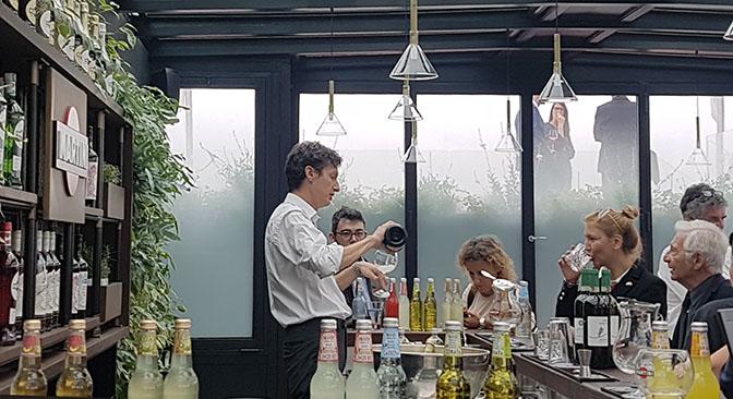 Emejing Aperitivo Terrazza Martini Milano Images - Amazing Design ...