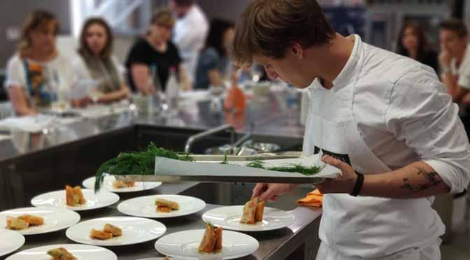 Milano Pausa Pranzo Gourmet 18 Euro Garantisce La Cucina Italiana Donnecultura
